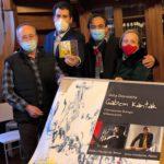 Presentación del disco sobre Aita Donostia en Donostia